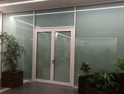 Офисная перегородка в бизнес центре, Ленинградский проспект