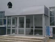 Фасад магазина на ул. Миклухо-Маклая