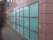 Остекление фасада загородного здания