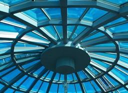 Алюминиевые конструкции: Зенитные фонари, купола, стеклянные крыши