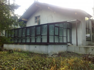 Зимний сад в Новоглаголев