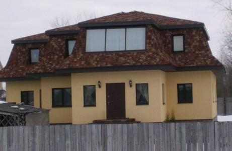 Алюминиевые окна в крыше