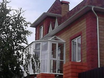 остекление балкона в котт
