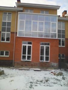 Зимний сад в г. Одинцово