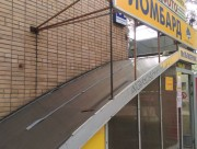 Реконструкция входного тамбура